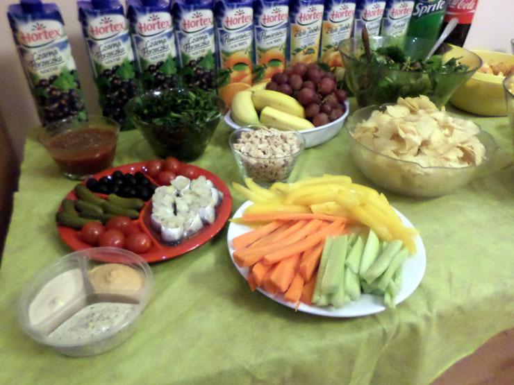 Jak Zorganizowac Bezglutenowa Impreze Spis Potraw