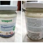 Ten bezjajeczny majonez udało mi się kupić w sieci sklepów Organic Farma Zdrowia (m.in w Złotych Tarasach w Warszawie)