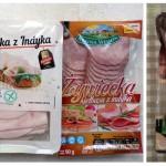 Certyfikowane wędliny na kanapki - wszystkie kupione w Biedronce