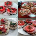 Gotowe kanapki na śniadanie w wersji bezglutenowej - smacznego! :)