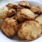 Ciasteczka jaglano-kokosowe