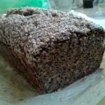 Własnoręcznie upieczony chleb - przepis będzie dostępny na blogu już wkrótce :)