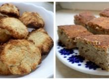 Superszybkie ciasteczka (lub ciasto) jaglano-kokosowe