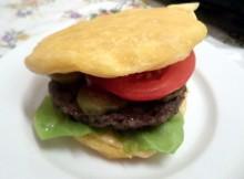 Bezglutenowe cheeseburgery