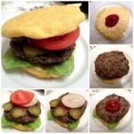 Krok po kroku jak skonstruować pysznego bezglutenowego cheeseburgera :)