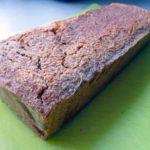 Bezglutenowy chleb po upieczeniu