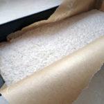 Wylana masa chlebowa w keksówce