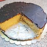 Tak ciasto prezentuje się w środku