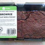 Brownie bez glutenu